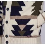 Barbour International Navajo Knit