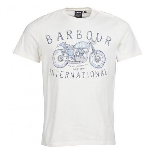 T-shirt Barbour Duke