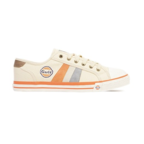 Scarpe Gulf Sneakers Beige Donna