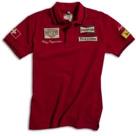 Felpa Regazzoni rossa Donna
