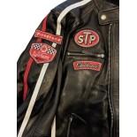 Daytona Leather Jacket Black Men