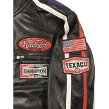 Daytona Leather Jacket Black Men